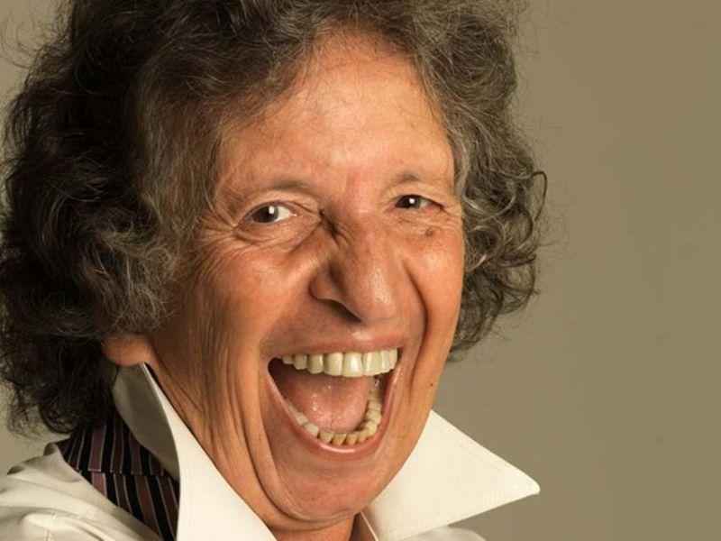Rudy Chernicof, un artista con la risa como estandarte