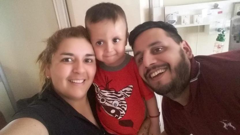 Llamado a la solidaridad: 'Tito' necesita su medicación