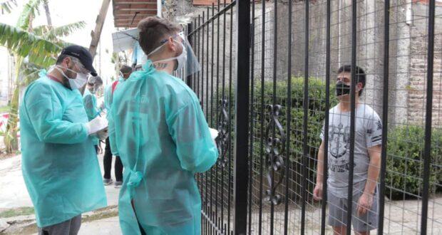 Coronavirus: Con 6 víctimas en un día, Morón llegó a las 100
