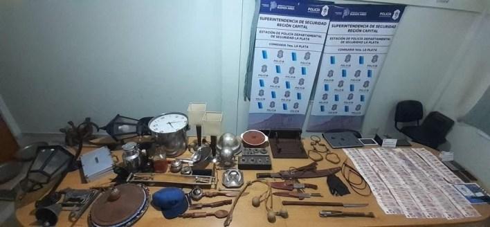 """Radiografía de """"la banda de la maza"""", que ataca en La Plata y es del Conurbano"""