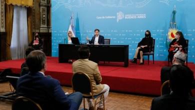 Photo of Kicillof presentó el Plan Bonaerense de Suelo, Vivienda y Hábitat 2020-2023
