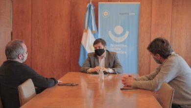 Photo of Lucas Ghi y Sabbatella se reunieron con el ministro Arroyo por los alcances del programa Potenciar Trabajo