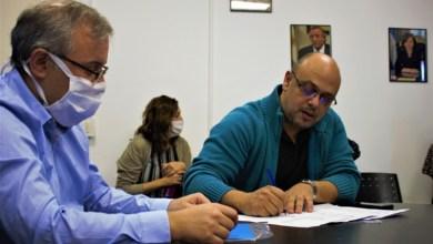 Photo of Firma de convenio entre SENAF y el Municipio de La Matanza