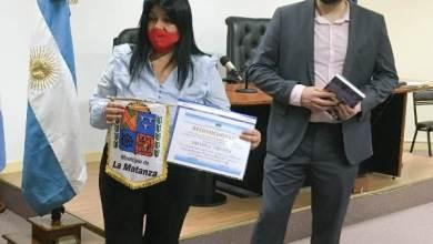 Photo of Reconocimientos en el Concejo Deliberante