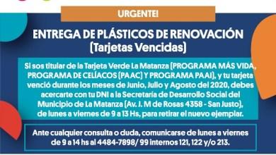 Photo of Programa Más Vida: Renovación de tarjetas vencidas