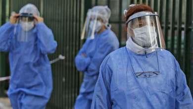 Photo of Laferrere: la pandemia del COVID vista desde una sala de salud