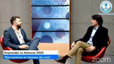 """Photo of Desde la UNLaM, jóvenes emprendedores se reunieron bajo la convocatoria virtual """"Reinventarse en tiempos de crisis"""""""