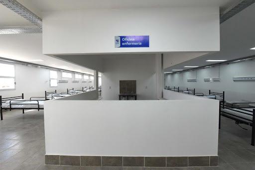 Hurlingham: Nuevo centro de salud para contagiados