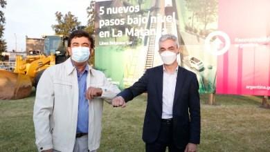 """Photo of Fernando Espinoza: """"Es la obra más importante de los últimos 5 años; el Gobierno anterior no hizo obras"""""""