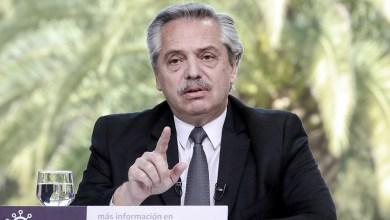 Photo of Alberto Fernández «está muy confiado que la Argentina logrará «encontrar una solución con el FMI