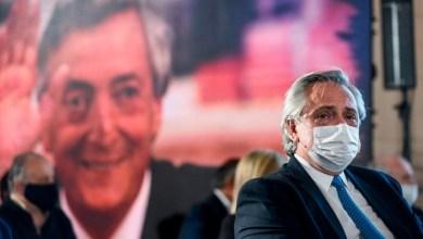 Photo of Alberto Fernández: «Mi deber es terminar la tarea que empezó Néstor y siguió Cristina»