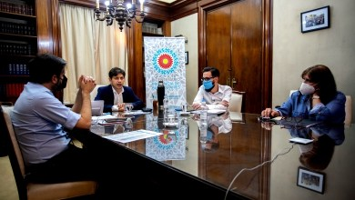 Photo of Firmaron convenios para desarrollar obras en 44 municipios de la Provincia