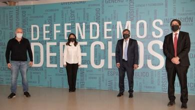 Photo of Trotta de reunió con el Defensor del Pueblo y la Defensora de Niñas, Niños y Adolescentes para acelerar la entrega de netbooks en la Ciudad