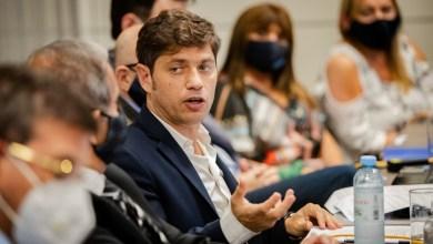 """Photo of Kicillof: """"El crédito tiene que volver a estar al servicio del desarrollo con inclusión social"""""""