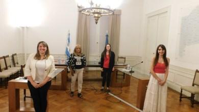 Photo of Parto Respetado y Lactancia Materna: Ramírez y Larroque mantuvieron un encuentro con expertos y concejales de distintos municipios