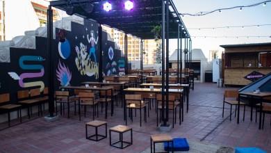 Photo of Arte y ocio: vuelve la terraza del CC25 de Mayo con entrada gratuita