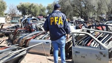 Photo of Con allanamientos en San Martín y Morón, desarticulan una banda que vendía autopartes robadas