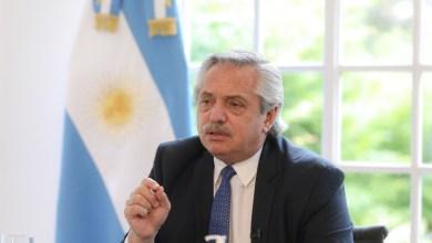 """Photo of Alberto Fernández: """"La construcción es el motor que va a encender la economía"""""""