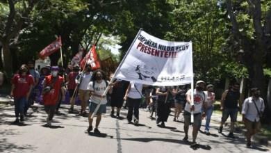 Photo of Lesa humanidad: escrache a Miguel Ferreyro en su domicilio de La Plata