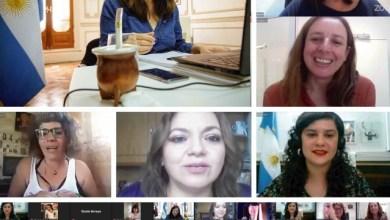 """Photo of Presentación del informe """"Femicidios, travesticidios y transfemicidios en la prensa gráfica digital argentina"""""""