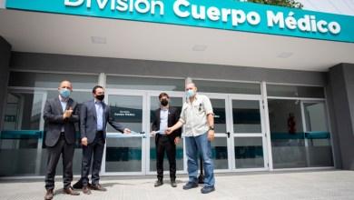 Photo of Kicillof participó de la entrega de 56 viviendas e inauguró un nuevo edificio para la Policía Científica