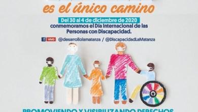 """Photo of Semana de actividades por el Día Internacional de las Personas con Discapacidad: """"La inclusión es el único camino"""""""