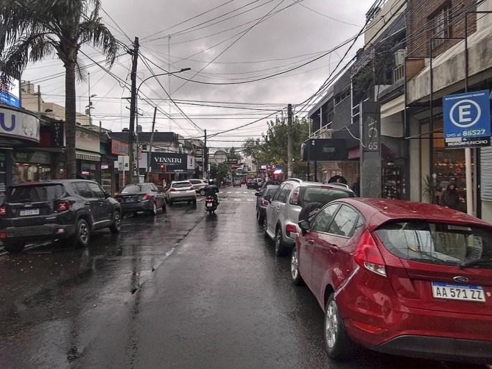 Por las fiestas, habrá estacionamiento gratuito en los centros de Morón y Castelar