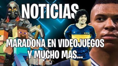 Photo of Juegos gratis, apariciones de Maradona en videojuegos y nuevas actualizaciones