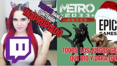"""Photo of Varios juegos gratuitos, nuevas reglas de Twitch y """"virus"""" en CyberPunk 2077"""