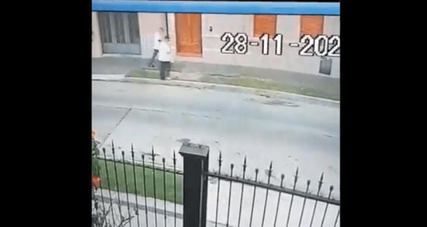Entradera en Morón: Se hicieron pasar por enfermeros para entrar a la casa robarle todo a una jubilada de 87 años