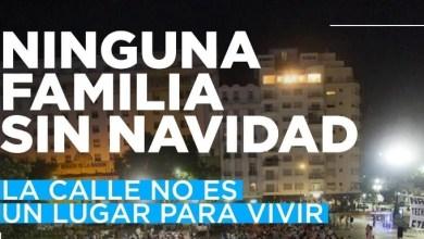Photo of «Ninguna Familia Sin Navidad»: la campaña impulsada por diversas organizaciones sociales para las celebraciones de estas fiestas
