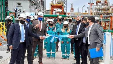 """Photo of El presidente llamó a construir una nueva etapa """"donde YPF siga creciendo para darnos la energía que necesitamos"""""""