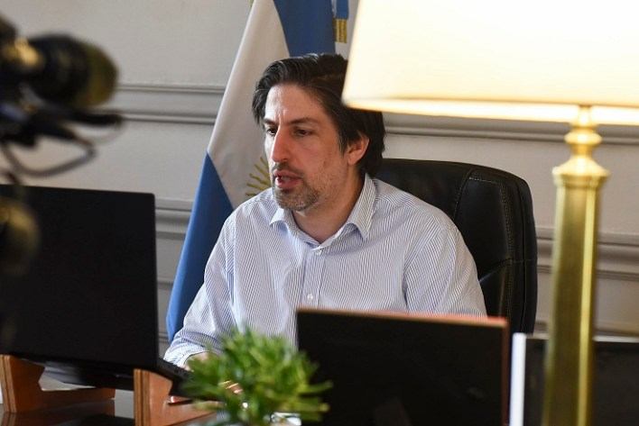"""Nicolás Trotta: """"El 1° de marzo empiezan las clases en 17 provincias"""""""