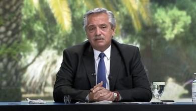 Photo of Alberto Fernández volvió a reclamar «responsabilidad social»