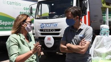 Photo of En Morón, se presentó oficialmente el programa de recolección diferenciada Día Verde