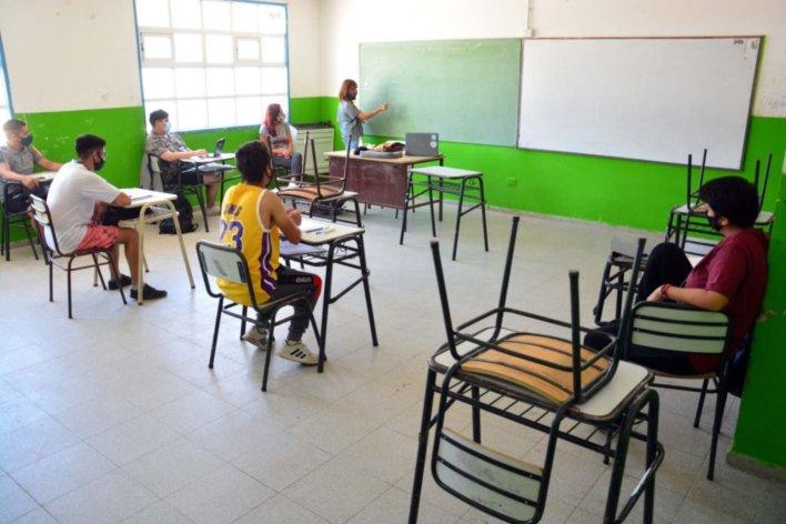 Las escuelas de La Plata que vuelven a abrir sus puertas