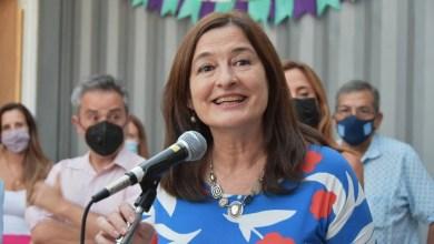 """Photo of Estela Díaz: """"Nadie se salva en el individualismo, un proyecto de solidaridad, colectivo es el que nos abraza"""""""