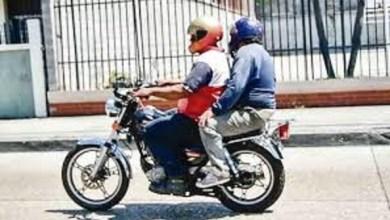 Photo of Prohibieron la circulación de motos con más de un ocupante