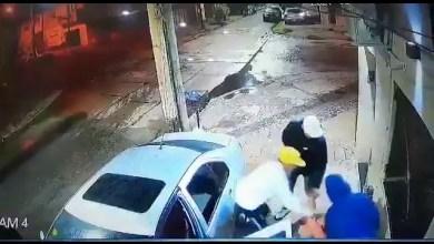 Photo of Cinco delincuentes asaltan a un policía