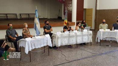 Photo of El Consejo Escolar informó sobre la gestión 2020 y las obras para el 2021