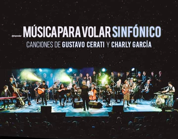 «Música para Volar» se prepara para su nuevo show el próximo 9 de abril