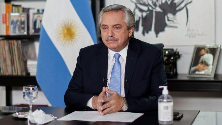 Alberto Fernández mantendrá la suspensión de la presencialidad en los colegios