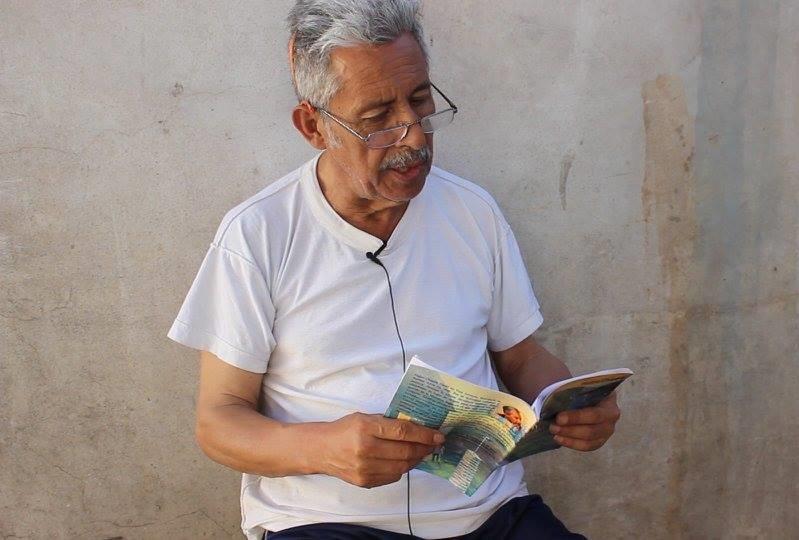 """""""Un narrador al costado del camino"""": el documental que cuenta la historia de vida de un artista matancero"""