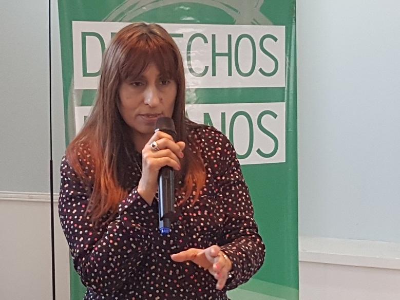 Viviana Caminos: «Buscan personas que no sean buscadas»