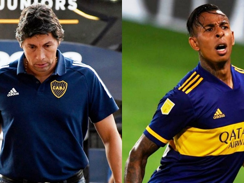 Bermúdez enojado con Villa y Cuti Romero el defensor argentino más caro de la historia