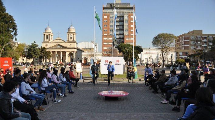 Orgullo de Morón: Reconocieron a los ganadores de los Juegos Bonaerenses