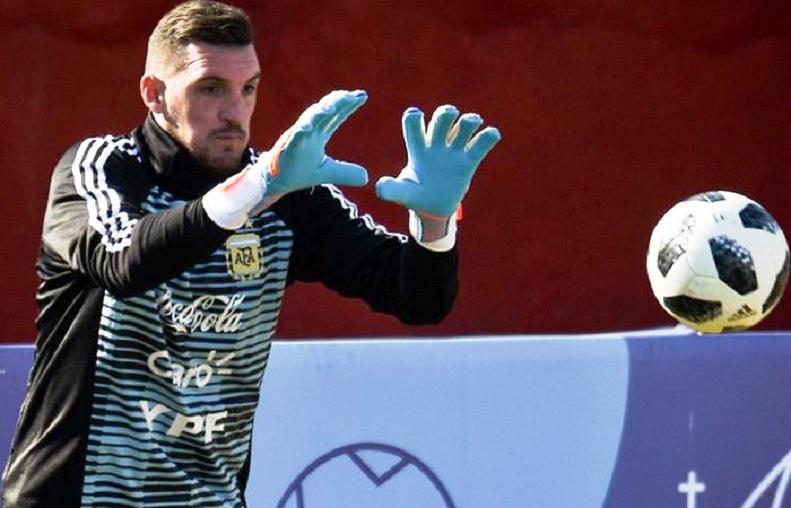 Armani ya se entrena con River, Villa volvió a Boca y el dolor de Miguel Torrén
