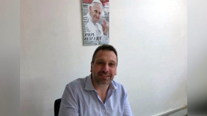 Zabaleta sumó a Pablo del Valle al ministerio de Desarrollo Social