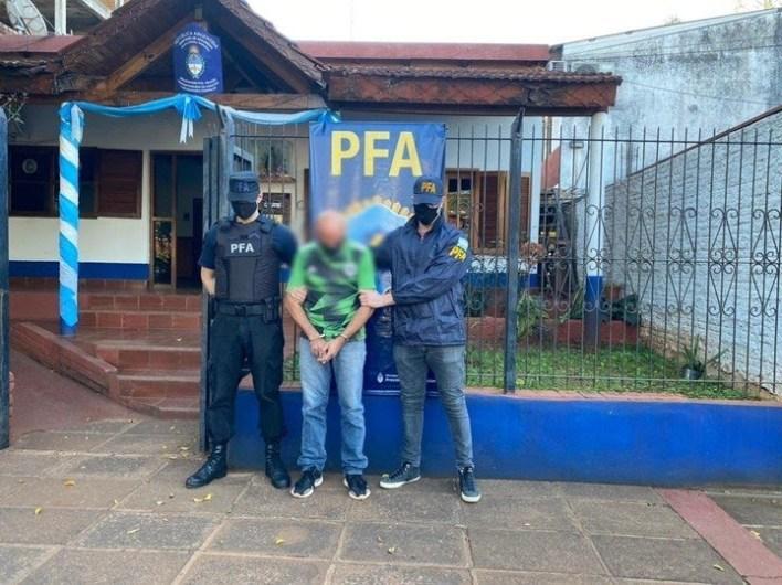 Abusó de sus dos hijas en Morón, huyó y cambió su identidad: lo encontraron vendiendo artesanías en Puerto Iguazú