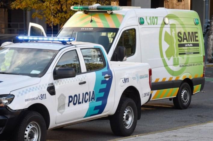 Ráfaga de tiros en una casa de La Plata: intentaron matar a una mujer